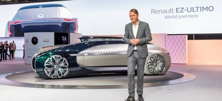 Ο υπεύθυνος σχεδιασμού της Renault,  μιλά για τα πολυτελή αυτοκίνητα και το σχεδιασμό του επόμενου Clio