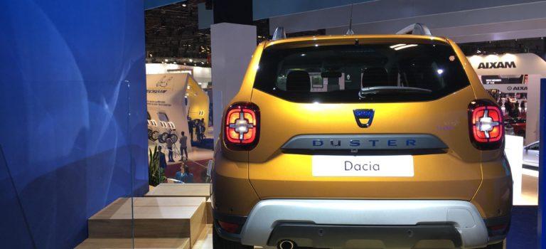 Η Dacia ανακοινώνει την κυκλοφορία του νέου βενζινοκινητήρα 1.3 TCe στο Duster