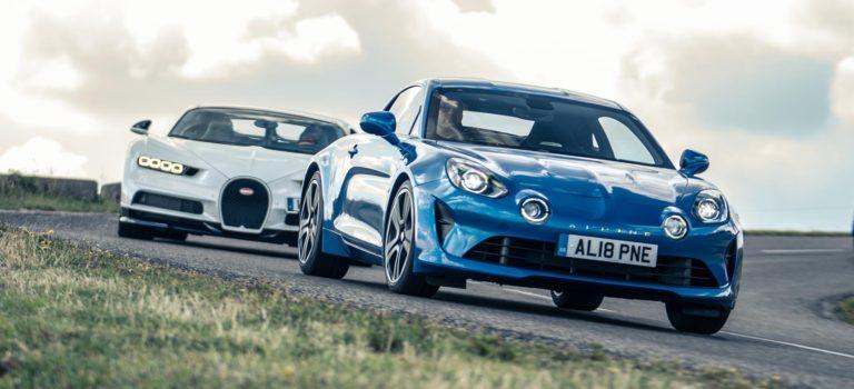 """Το νέο Alpine A110 παίρνει τον τίτλο """"Performance Car of the Year 2018"""", από το Βρετανικό Top Gear"""