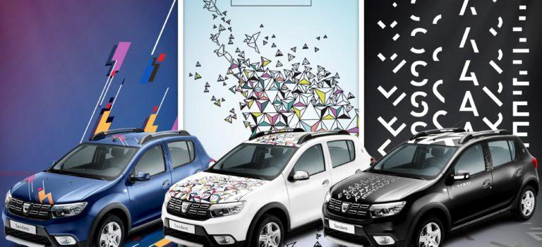 Dacia: Ντεμπούτο του 1,3TCe, ανανεωμένο Media Nav Evolution, νέα μοναδική έκδοση Sandero