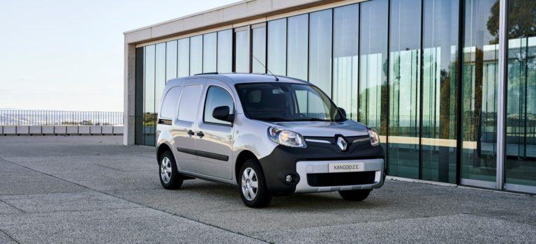 Η Renault αύξησε τις πωλήσεις ηλεκτρικών αυτοκινήτων τον Σεπτέμβριο κατά 41%