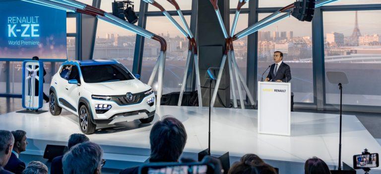 Η Renault ανακοινώνει νέο, προσιτό ηλεκτρικό όχημα, νέα υβριδική τεχνολογία και νέες εμπειρίες κινητικότητας