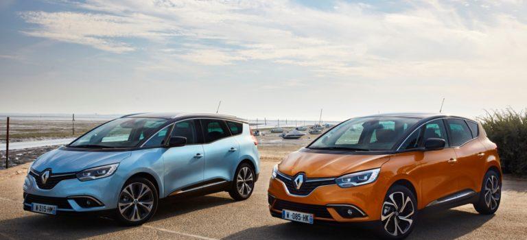 Η Renault εξετάζει το μέλλον του Scenic