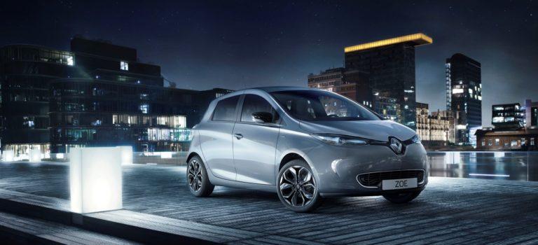 Νέα περιορισμένη έκδοση, Renault ZOE Iconic