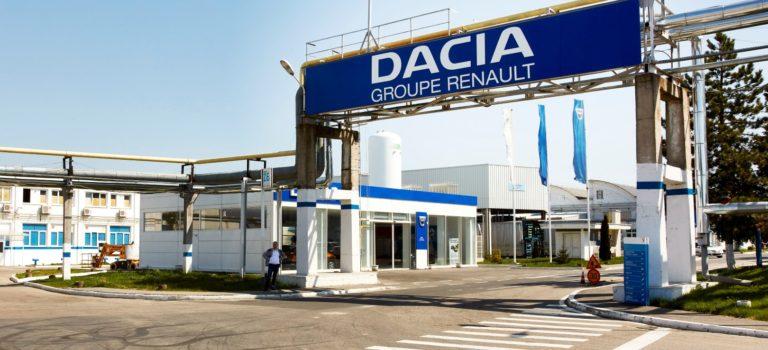 Η Renault στοχεύει στην αύξηση της παραγωγικής ικανότητας στο εργοστάσιο της Dacia στη Ρουμανία