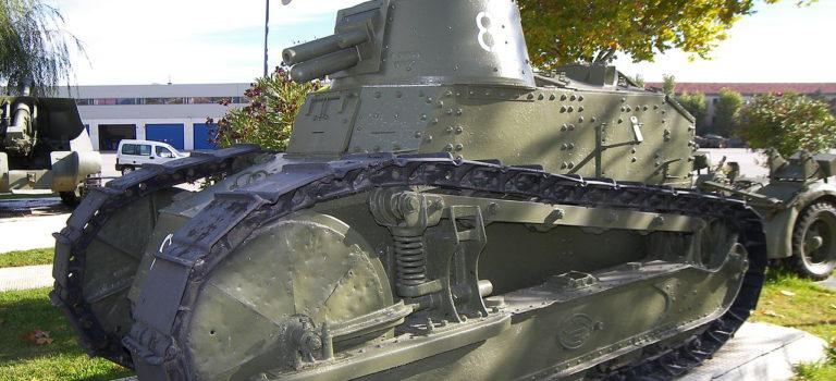 Η Ισπανία ανακαίνισε το ιστορικό άρμα μάχης Renault FT-17