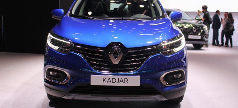 Ανακαλύψτε το νέο Kadjar στο Σαλόνι Αυτοκινήτου του Παρισιού 2018