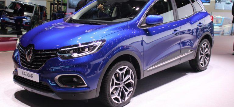 Από €26.200 το ανανεωμένο Renault Kadjar στην Γαλλία