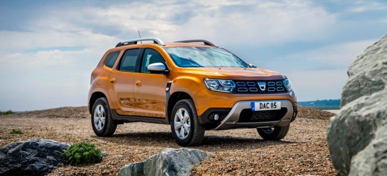 Dacia Duster: Πλήρης γκάμα κινητήρων για το επιτυχημένο SUV