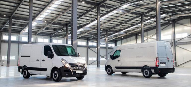 Η Renault Samsung παρουσιάζει το Master στην Κορέα