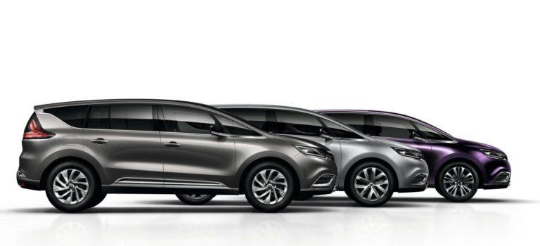 Το Renault Espace διαθέσιμο με τον 2,0 Blue dCi των 160 και 200 ίππων