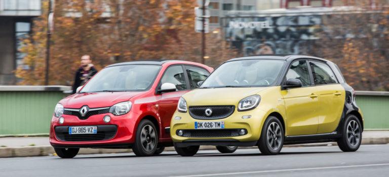 Σταματά η συνεργασία Renault/Smart για τα μοντέλα Twingo/ForFour
