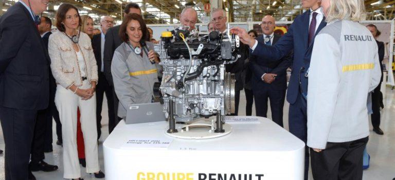 Η Renault ανοίγει νέα εγκατάσταση για κινητήρες επί ισπανικού εδάφους