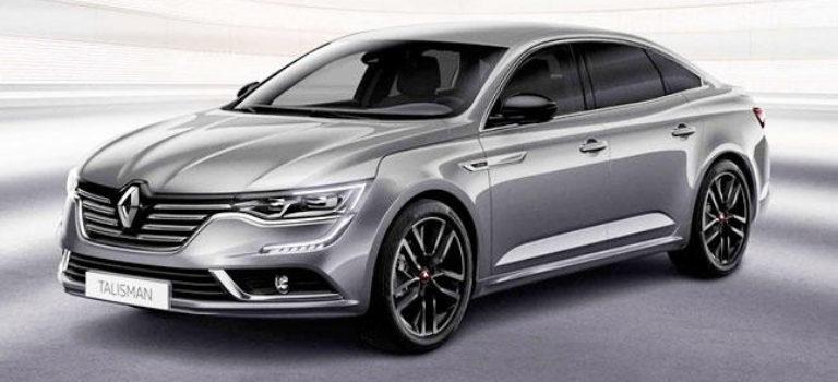 Η Renault παρουσιάζει την sedan έκδοση του Talisman S-Edition