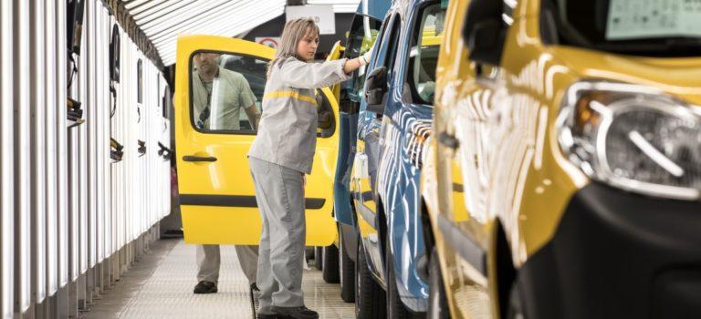 Επεκτείνεται η παραγωγή οχηματων Van για τη Renault-Nissan-Mitsubishi στη Γαλλία