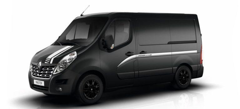 Η Renault παρουσιάζει τις εκδόσεις Premier Edition για τα Kangoo, Trafic και Master