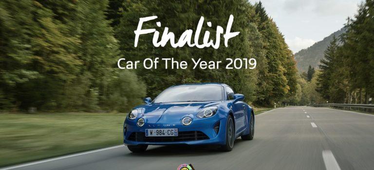 """Το Alpine A110 στους φιναλίστ για το βραβείο """"Αυτοκινήτου της Χρονιάς 2019"""""""