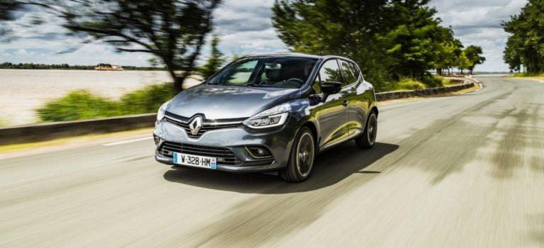 Κλήρωση 5 καινούριων Renault CLIO στους πυροπαθείς