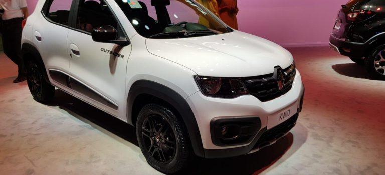Το νέο, πιο περιπετειώδες Renault Kwid Outsider (pics)