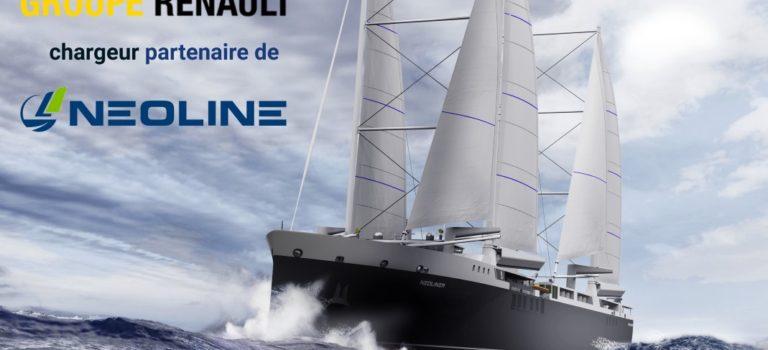 Το ιστιοφόρο Neoline θα μεταφέρει αυτοκίνητα της Renault