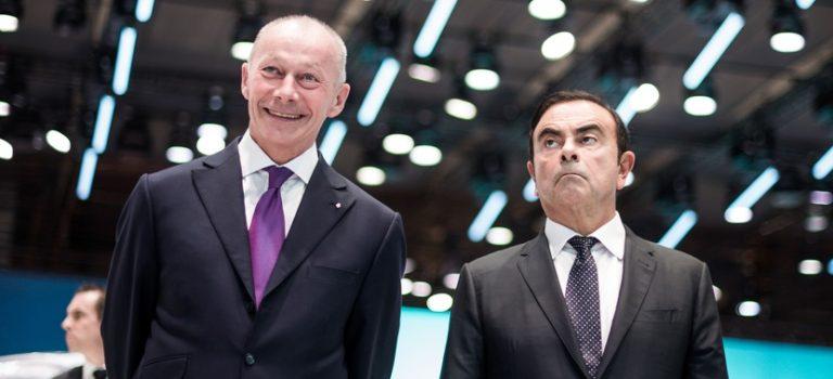Groupe Renault : Ο Thierry Bolloré αναλαμβάνει, ο Ghosn δεν απολύεται