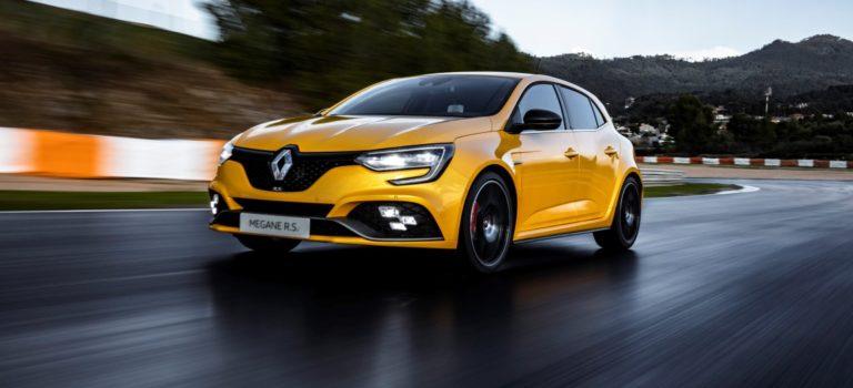 Ανακοινωθήκαν οι τιμές του νέου Renault MÉGANE R.S. TROPHY 300