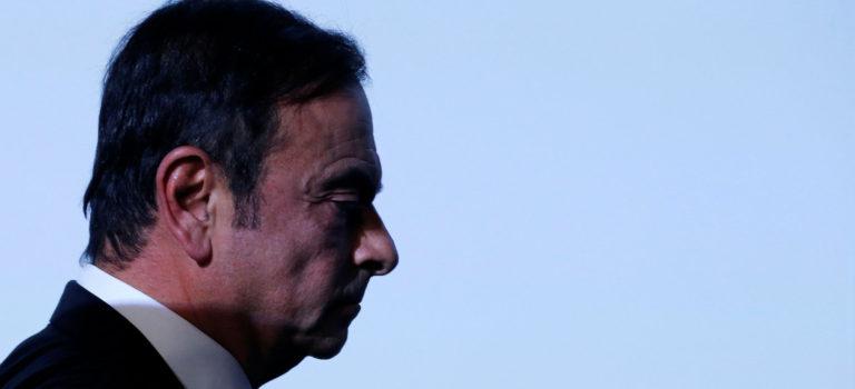 Για άλλες 10 ημέρες στην φυλακή ο Carlos Ghosn