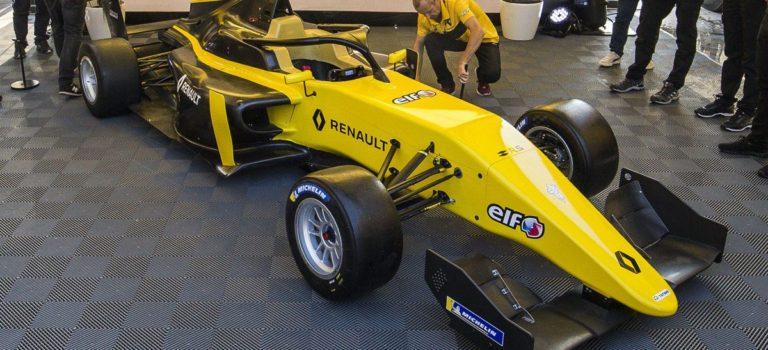 Η ομάδα του Alonso θα λάβει μέρος στην Formula Renault Eurocup 2019