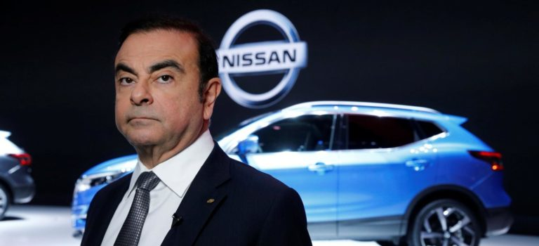 Αποπομπή Ghosn από την Nissan μετά το σκάνδαλο φοροδιαφυγής