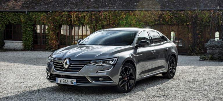 Talisman S-Edition: Το γρήγορο, κομψό, premium sedan της Renault