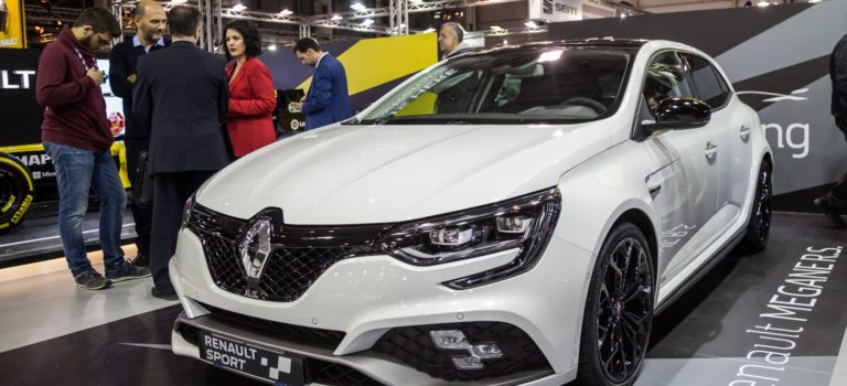 Renault & Dacia στην έκθεση «Αυτοκίνηση 2018»