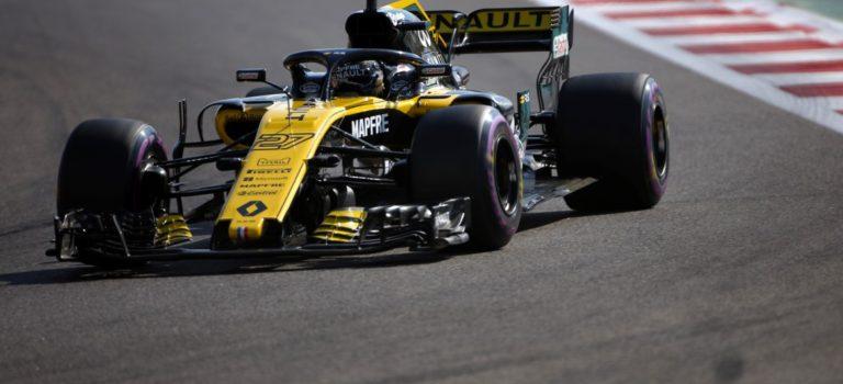 F1 | Η Renault θέτει το βάθρο, ως στόχο για το 2019
