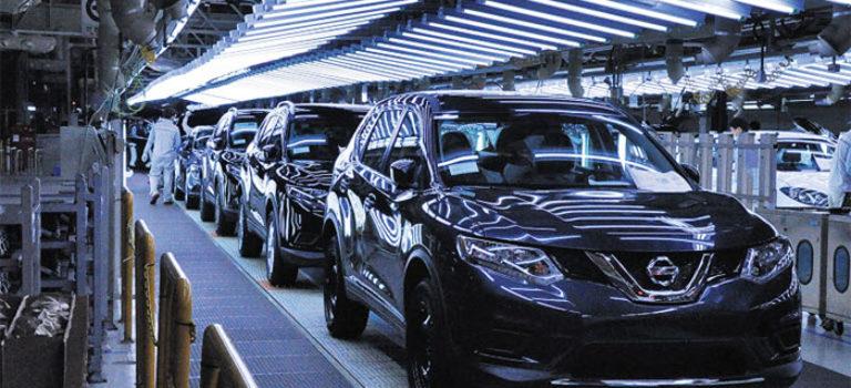 Η Renault Samsung θα σταματήσει την παραγωγή του Nissan Rogue