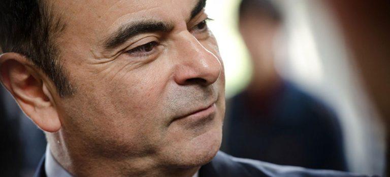 Κατηγορίες για φοροδιαφυγή απαγγέλθηκαν στον Carlos Ghosn