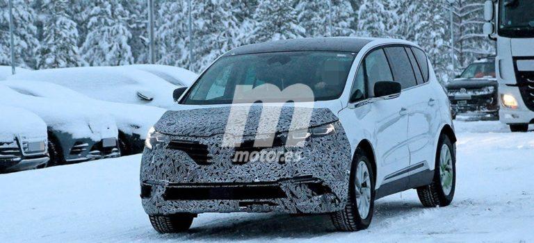 Renault Espace Facelift 2020: Πρώτες κατασκοπευτικές φωτογραφίες