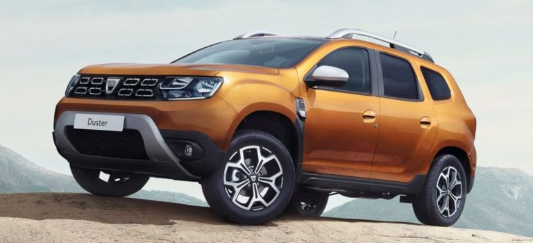 Ένας νέος τριών κυλίνδρων βενζινοκινητήρας 1,0 λίτρων αναμένεται στο Dacia Duster