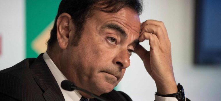 Διευρύνεται η έρευνα της Renault για τον Ghosn