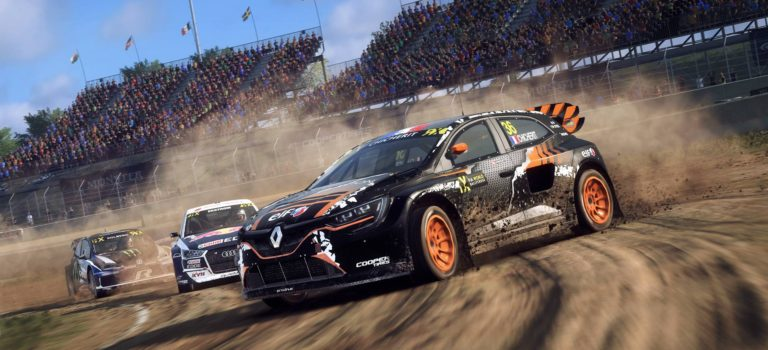 Το Renault Megane RS RX στο DiRT Rally 2.0 (vid)