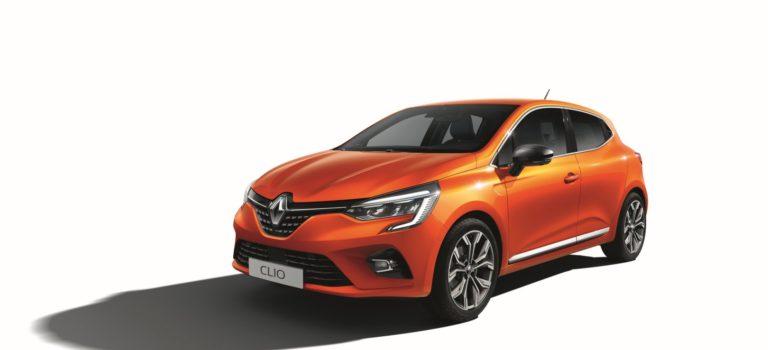 Το καινοτόμο υβριδικό Renault Clio 5