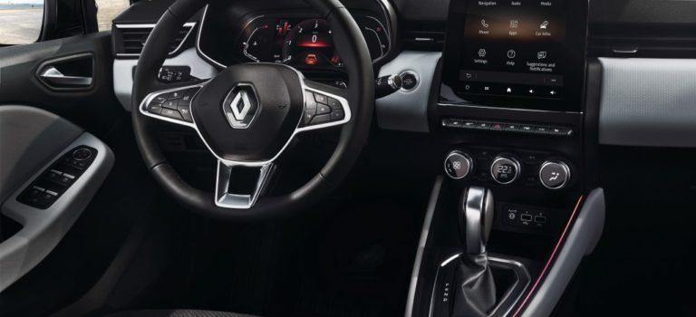Επίσημο: Παρουσιάστηκε το εσωτερικό του Νέου Renault CLIO (vid)