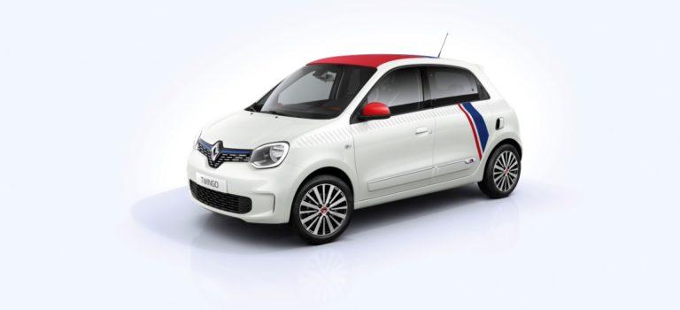 """Νέο Renault TWINGO """"le coq sportif"""": Μια σπορ γαλλική έκδοση"""