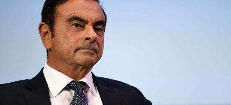 Ο Carlos Ghosn είναι έτοιμος να αποχωρήσει από επικεφαλής της Renault