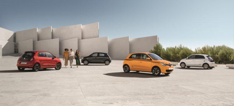 Η Renault παρουσιάζει το ανανεωμένο Twingo 2019 με πιο δροσερό και πιο μοντέρνο σχεδιασμό