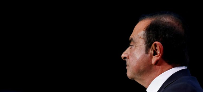 Παραιτήθηκε ο επικεφαλής συνήγορος του Carlos Ghosn