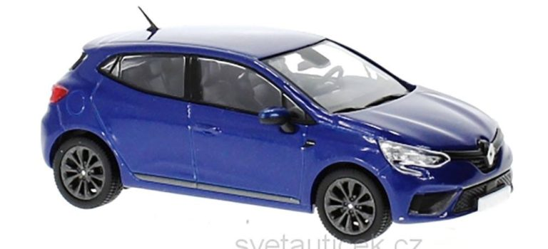 Μεσώ μινιατούρας διέρρευσε το νέο Renault Clio 5