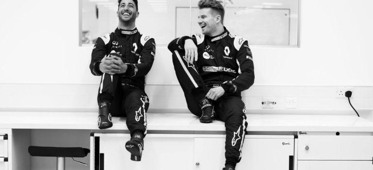 F1 | Ο Ricciardo εμφανίζεται με τα χρώματα της Renault για πρώτη φορά (pics)