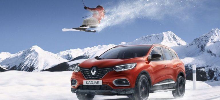 Renault Kadjar ESF: πρώτη περιορισμένη έκδοση για τον ανανεωμένο SUV (pics)