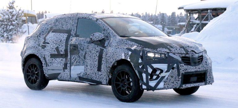 Captur 2020: Στα τελικά στάδια ανάπτυξης το δημοφιλές crossover της Renault