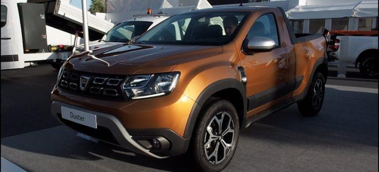 Dacia: επιβεβαιώθηκε η έκδοση pickup του Duster!